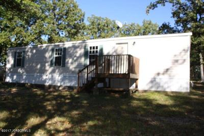 Single Family Home For Sale: 28967 Highway Pp