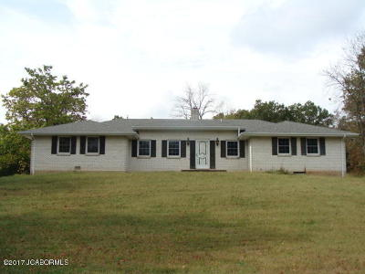 Osage County Single Family Home For Sale: #7 County Rd. 532