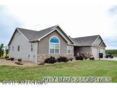 Single Family Home For Sale: 60349 Jennifer Lane