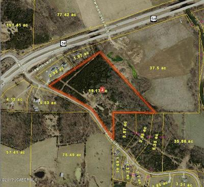 Residential Lots & Land For Sale: Buffalo Road