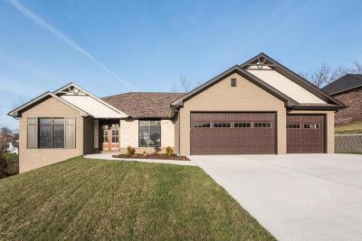 Single Family Home For Sale: 5515 La Charette Drive