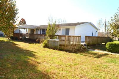Single Family Home For Sale: 16417 Channel Lane