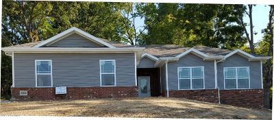 Single Family Home For Sale: 1405 Ellis Boulevard