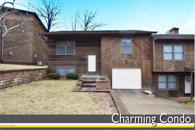 Single Family Home For Sale: 652 Oak Creek Court