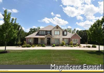 Single Family Home For Sale: 3823 Bennington Lane