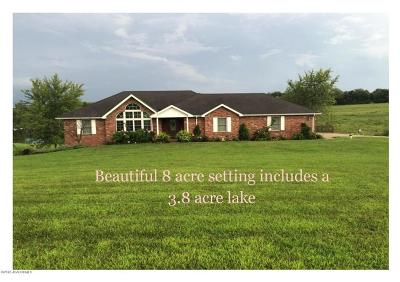 Single Family Home For Sale: 107 Anderson Lake Road