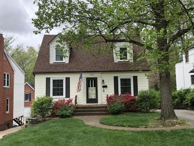 Single Family Home For Sale: 1320 Elmerine Avenue