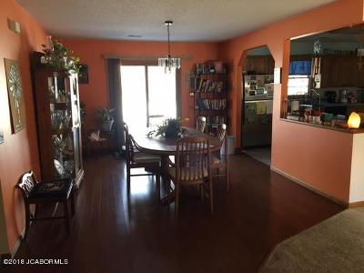 Single Family Home For Sale: 608 Terrace Drive