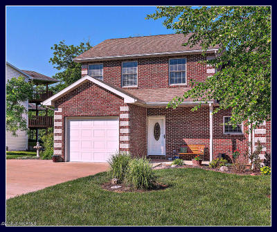 Single Family Home For Sale: 1514 Notting Hill Drive
