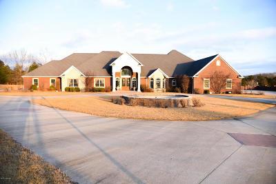 Single Family Home For Sale: 2227 Saddlebrook Lake Road