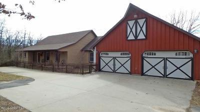 Single Family Home For Sale: 11001 Jones Road