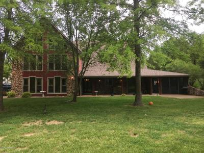 Single Family Home For Sale: 309 Busch Road