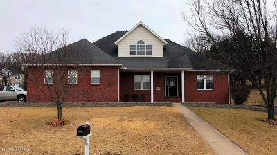 Osage County Single Family Home For Sale: 2521 Lakewood Road