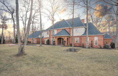 Single Family Home For Sale: 702 Hobbs Road