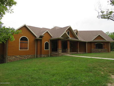 Single Family Home For Sale: 55165 String Creek Road