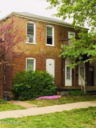 Jefferson City Multi Family Home For Sale: 825 E High Street