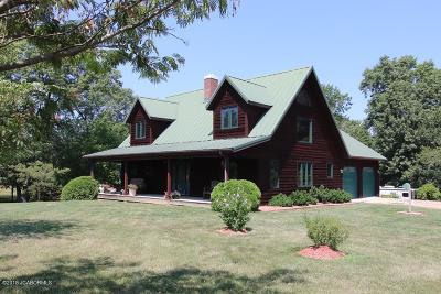 Single Family Home For Sale: 1750 County Road 169