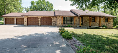 Single Family Home For Sale: 4105 Shamrock Road