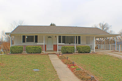 Single Family Home For Sale: 1920 Cedar Lane