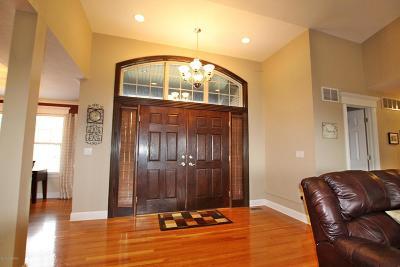 Hartsburg Single Family Home For Sale: 23700 S Missouri River View Drive