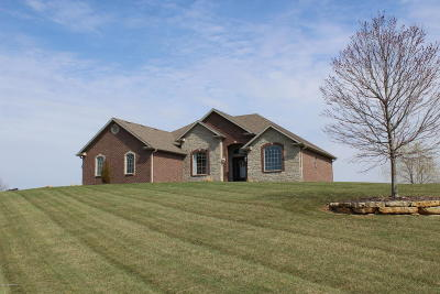 Single Family Home For Sale: 406 Summerhill Drive