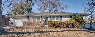Fulton Single Family Home For Sale: 713 Kleewood Drive