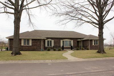 Single Family Home For Sale: 1101 Pamela Drive
