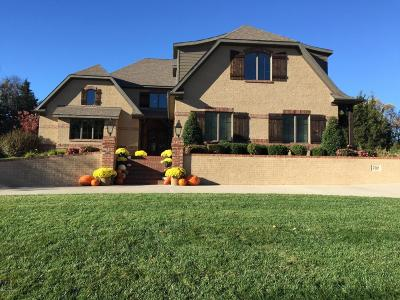 Single Family Home For Sale: 702 Turnberry Drive