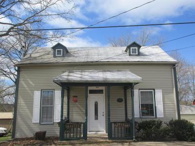 Osage County Single Family Home For Sale: 146 E Main Street