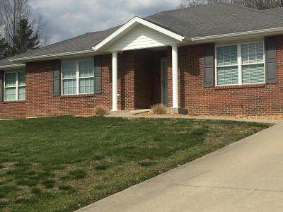 Single Family Home For Sale: 7911 Hunters Lane