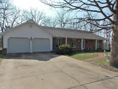 Single Family Home Active With Contingency: 1739 Greenridge Court