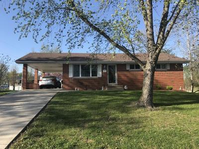 Single Family Home For Sale: 5806 Horseshoe Drive