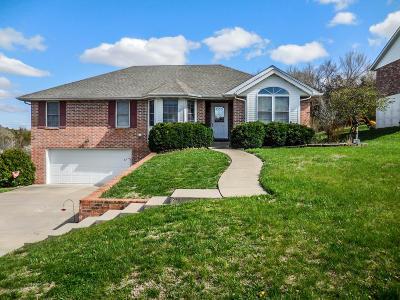 Jefferson City Single Family Home Active With Contingency: 945 Sardonyx Drive