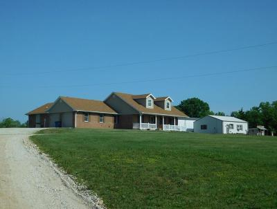 Single Family Home For Sale: 11916 Route H
