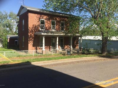 Single Family Home For Sale: 2905 Main Street