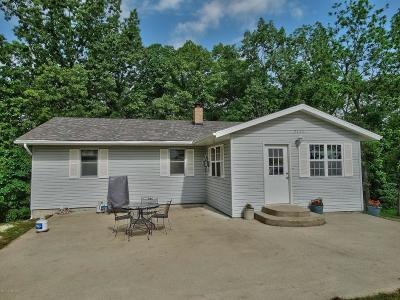 Single Family Home For Sale: 2223 S Landing Creek Road