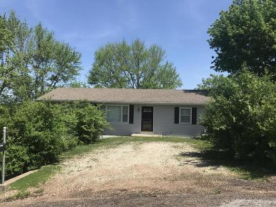 Single Family Home For Sale: 108 W Merle Lane