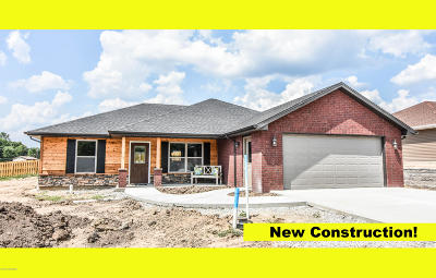 Holts Summit Single Family Home Active With Contingency: 120 Shelton Drive