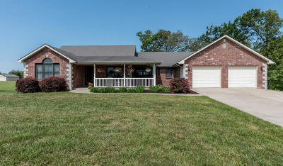Russellville Single Family Home For Sale: 37900 Clifty Spring
