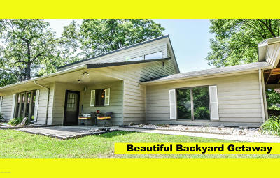 Single Family Home For Sale: 2332 County Rd 4032
