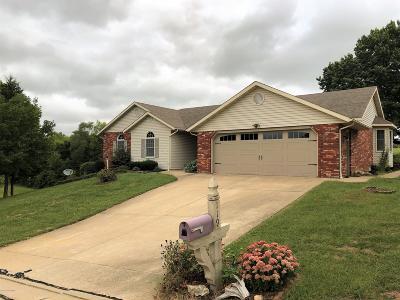 Jefferson City Single Family Home For Sale: 119 Hunters Run Road