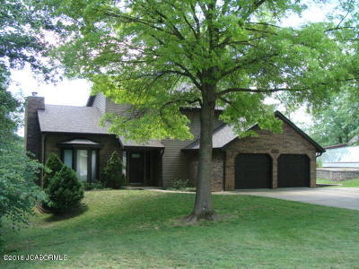 Jefferson City Single Family Home Active With Contingency: 2404 Lakewood Road