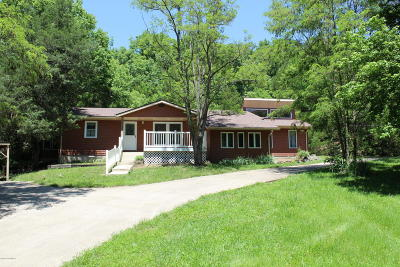 Single Family Home For Sale: 12856 County Rd 4039