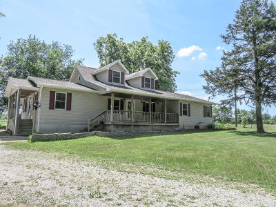 Single Family Home For Sale: 34399 Barnhill Road