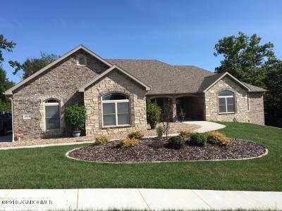 Single Family Home For Sale: 3618 Tyler Run Court