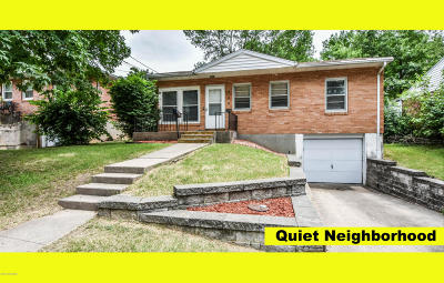 Jefferson City MO Single Family Home For Sale: $79,500