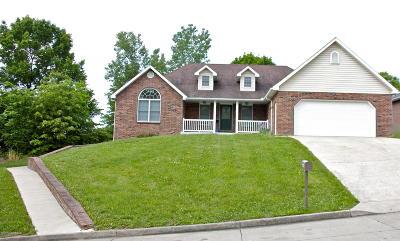 Jefferson City Single Family Home For Sale: 3611 W Gordon Drive