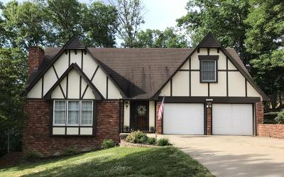 Single Family Home For Sale: 1909 S Maplewood Court