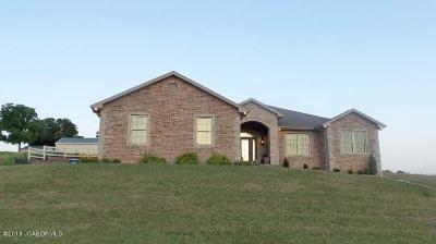 Jefferson City Single Family Home For Sale: 5815 Pebble Creek Drive