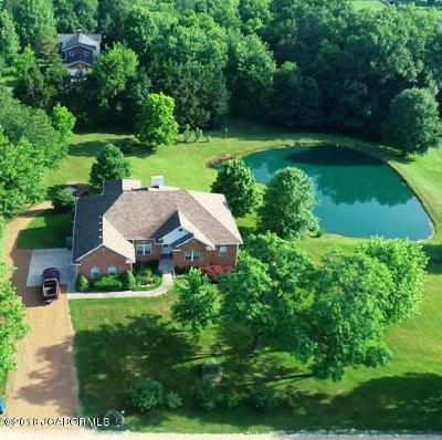 Fulton Single Family Home For Sale: 5507 Maple Leaf Drive